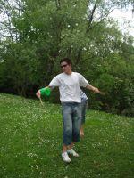 Žongliranje z diablom