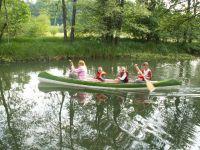 Vožnja s kanujem