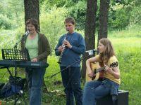 Mladi glasbeniki iz Gledeje