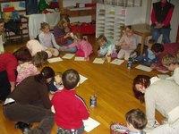 Šola za ustvarjalno starševstvo vrtec Ribnica
